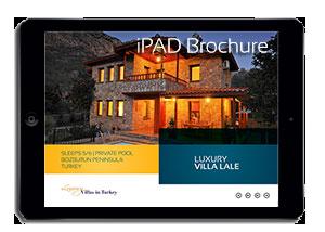 Download iPAD Luxury Villa Nurtan Brochure