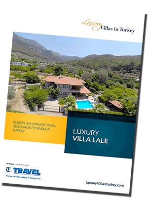 Download A4 Luxury Villa Lale Brochure