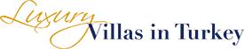 Luxury Villas in Turkey Logo
