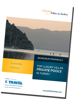 Download A4 luxury Villas Turkey Brochure